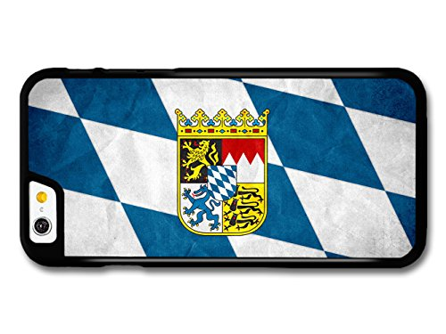 Bavarian Flag Germany Bavaria Flagge Bayern hülle für iPhone 6 6S