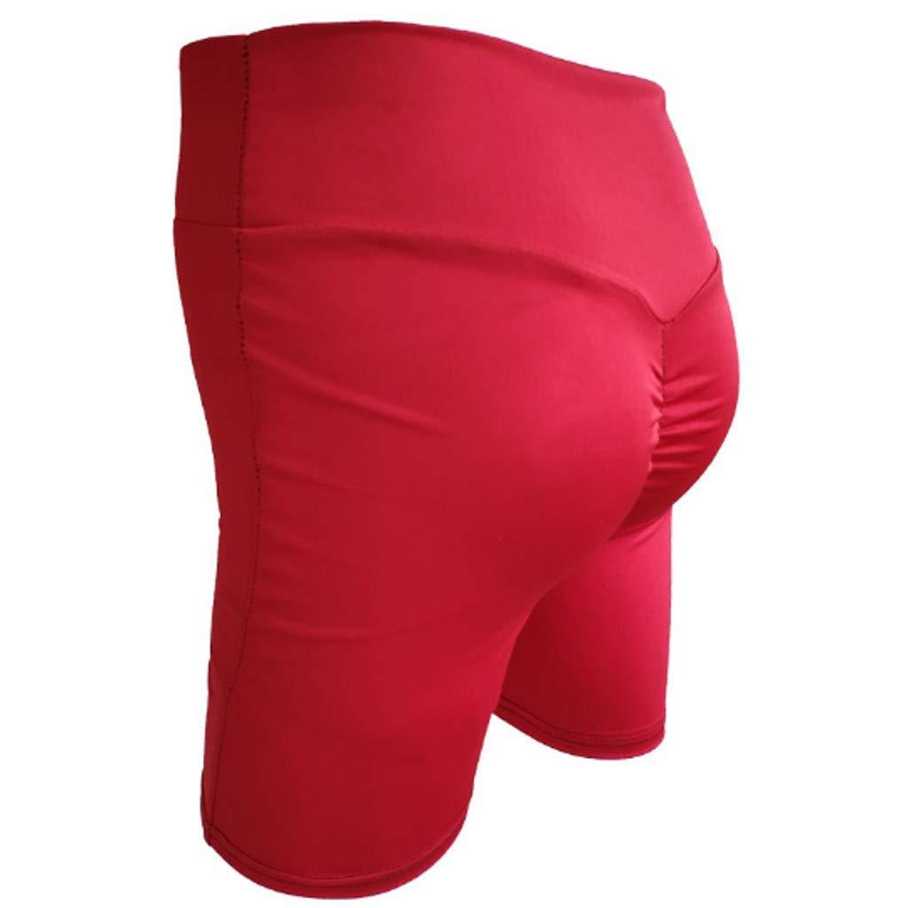 Kanzd Pantalones Sexy para Mujer, Pantalones Deportivos Ajustados ...