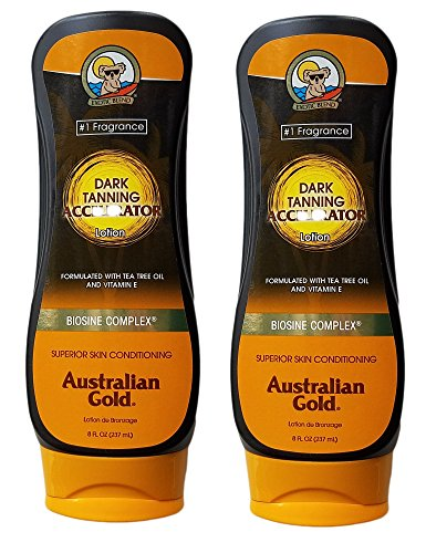 Pack Tanning Accelerator Lotion ounces