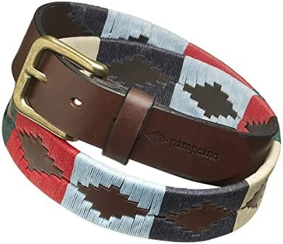 [해외]Pampeano Leather Multi Polo Belt Multi Coloured / Pampeano Leather Multi Polo Belt Multi Coloured