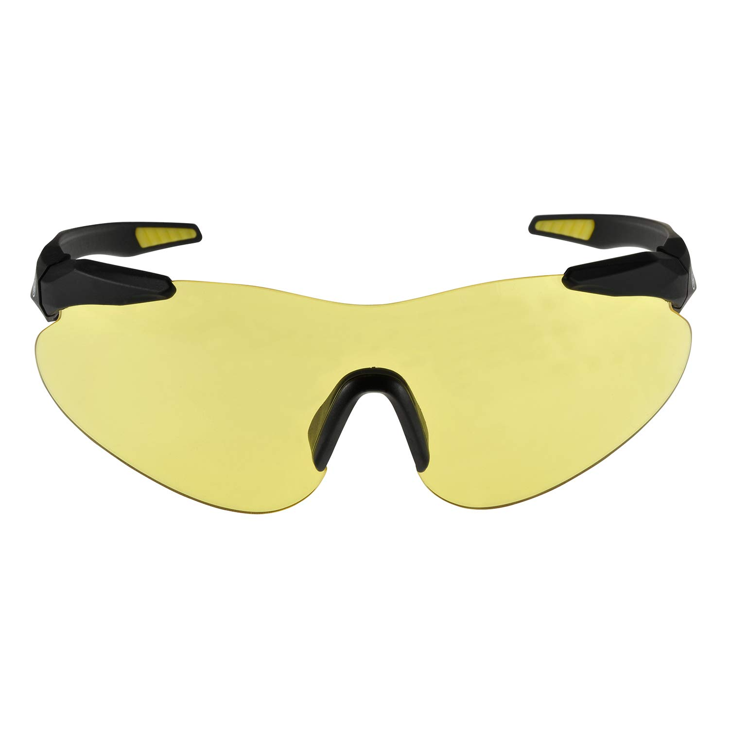 Beretta Shooting Glasses with Policarbonate Injected Lens, Yellow by Beretta