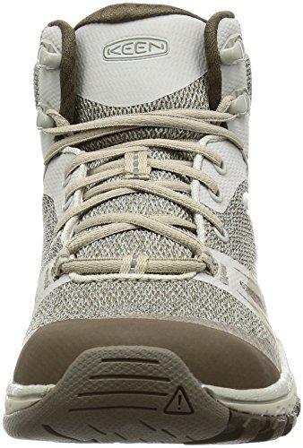 Zapato Keen Para Mujer Terradora Mid Waterproof Waterproof Birch / Canteen