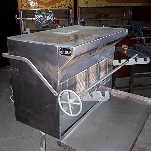 Amazon.com: Horizontal Kebab máquina – LPG gas-cookers doner ...