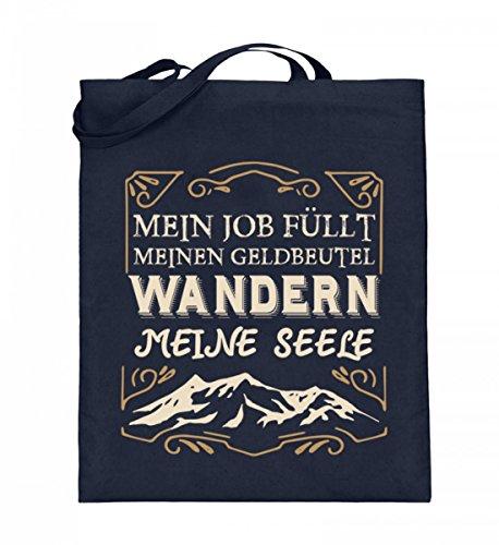 Shirtee JYH9IWE7_XT003_38cm_42cm_5739 - Bolso de tela de algodón para mujer Azul azul 38cm-42cm Deep Blue
