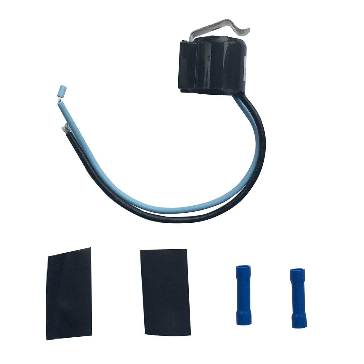 LONYE 5303918214 Refrigerator Defrost Thermostat kit for Frigidaire Kenmore Electrolux fridges AP2150145 PS469522 75303918214