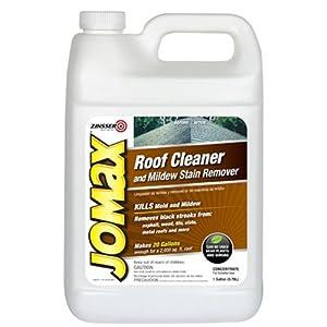 Amazon Com Rust Oleum 60701 Jomax Roof Cleaner Gallon