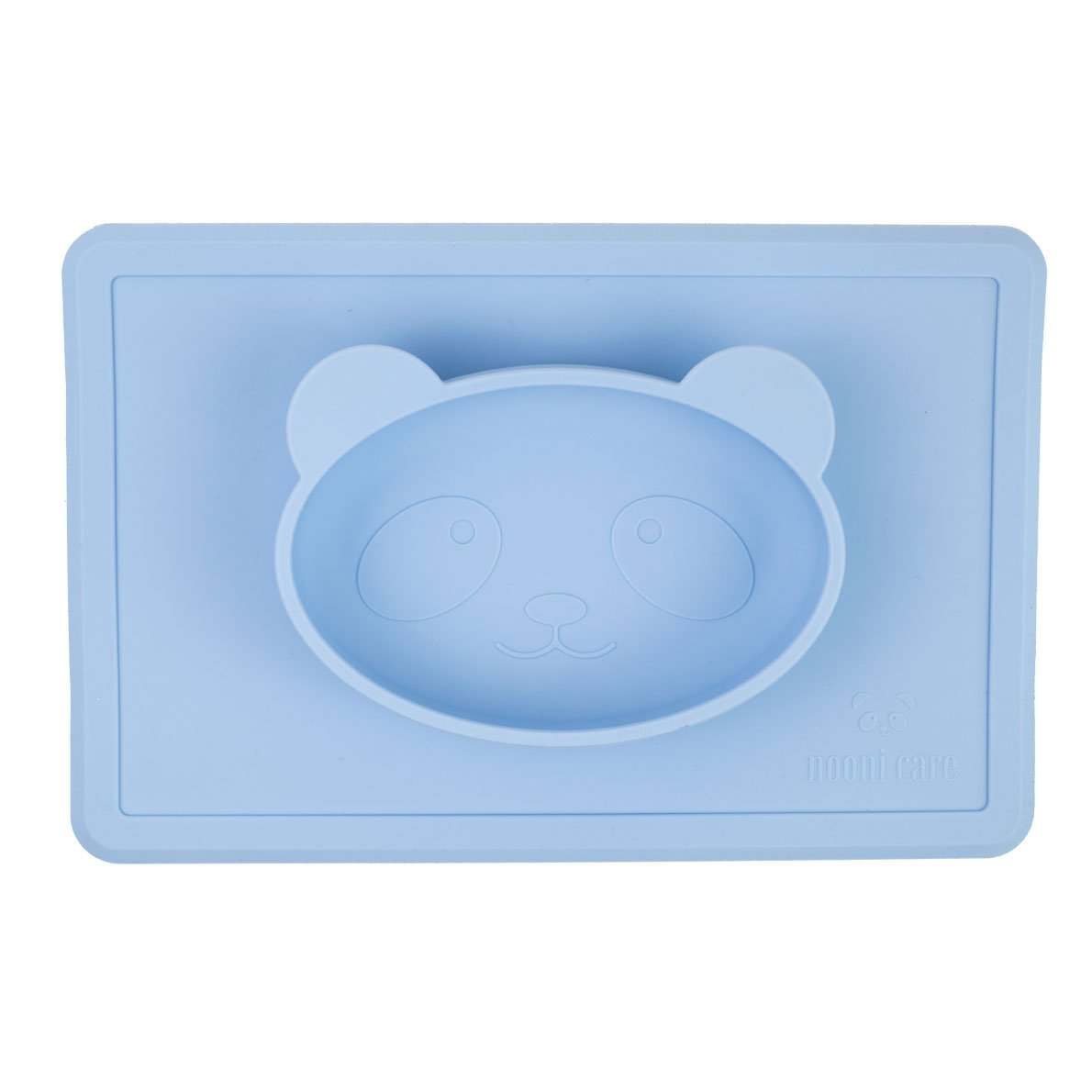 Nooni Care Baby Teller Mini Silikon Ansaugmatten Schussel Tischset fur den Hochstuhl