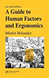 img - for Guide to Human Factors & Ergonomics (2nd, 06) by Helander, Martin [Hardcover (2005)] book / textbook / text book