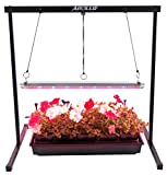 Purple Reign® 2' Foot 10W Watt LED T8 Grow Light System for Plant Growing