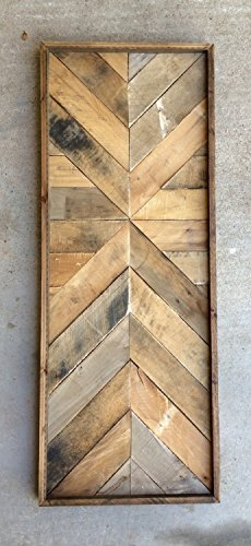 Reclaimed Wood Wall Art | barn wood | reclaimed | art by Dallas Farmhouse