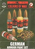 War Games German Armour Paint Set