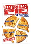 American Pie Presents: Unrated 4-Play Pack (Band Camp / The Naked Mile / Beta House / The Book of Love)