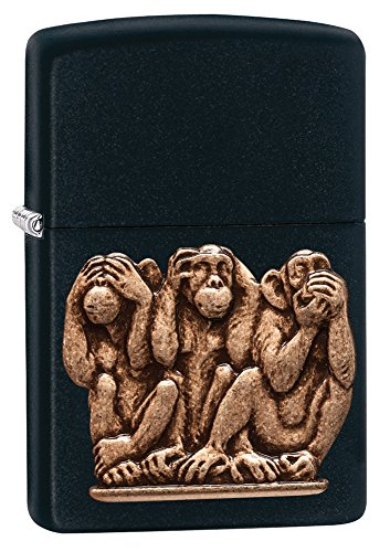 zippo animal lighters