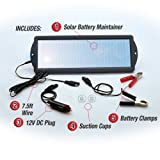 Solar-Powered-Car-Auto-Boat-Motorcycle-12V-Battery-Maintainer-Trickle-Charger