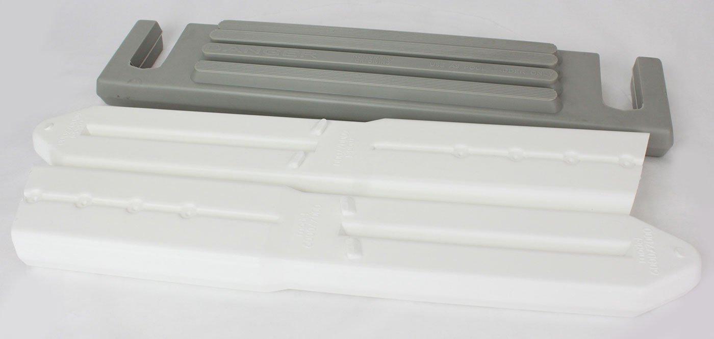 Confer Plastics Ladder Extension Kit for Heavy Duty In-pool Ladder