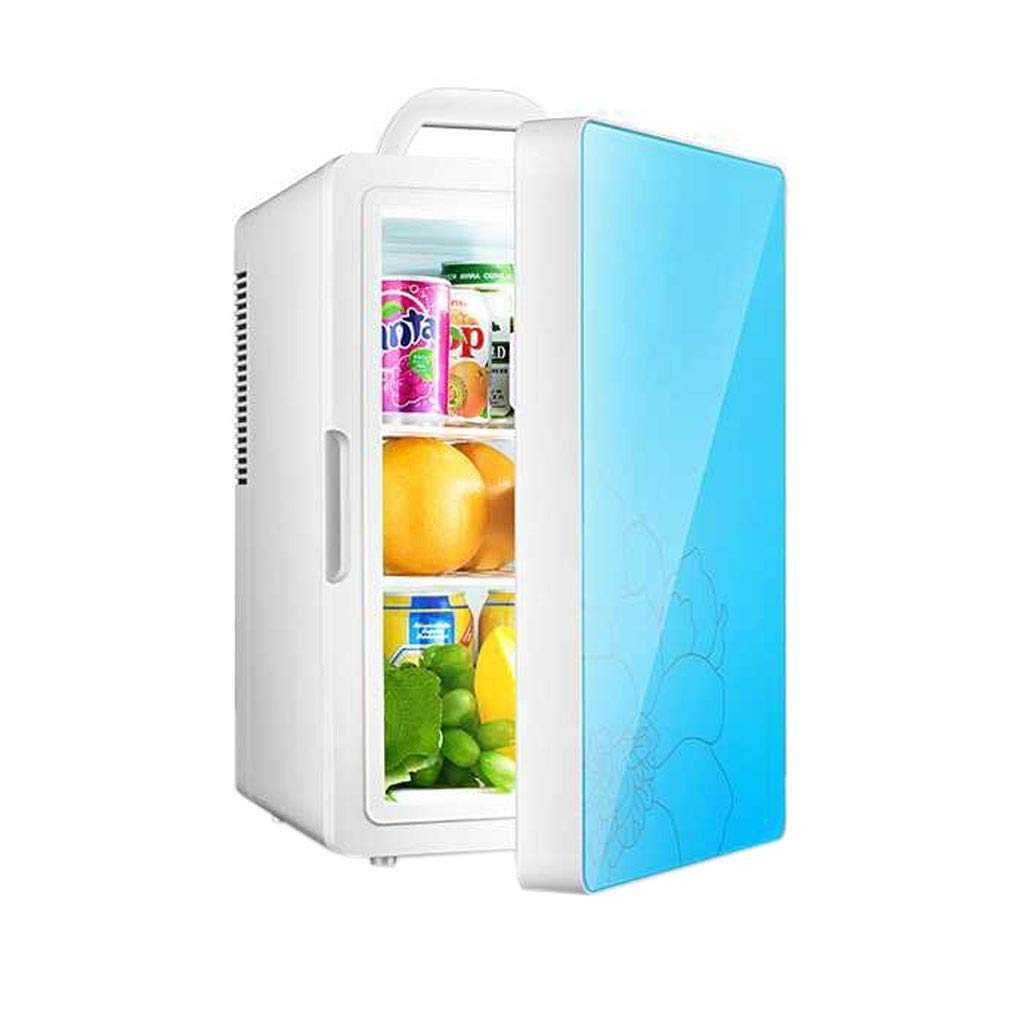 Compra Mini refrigerador portátil de 16 litros, congelador del ...