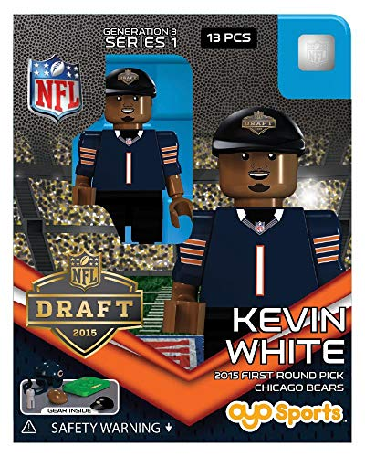 (OYO - Kevin White 2015 First Round Draft Pick Generation 3 Chicago Bears)