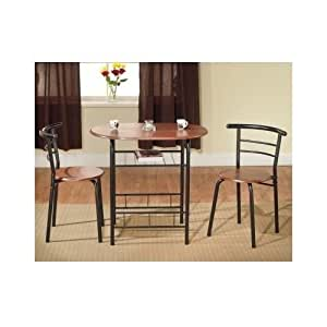 Superbe Bistro Table Set Indoor For 2 Kitchen Small