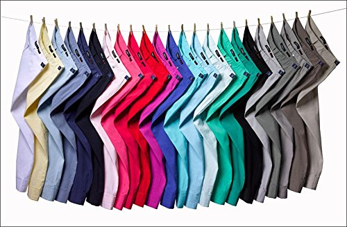 Robell Marie 07- Pantalones elásticos, corte slim, para mujer, color capri fuchsia(156)