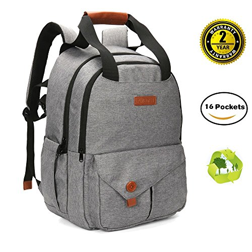 Diaper Bag Baby Diaper Bag Backpack Multi-function Waterproo