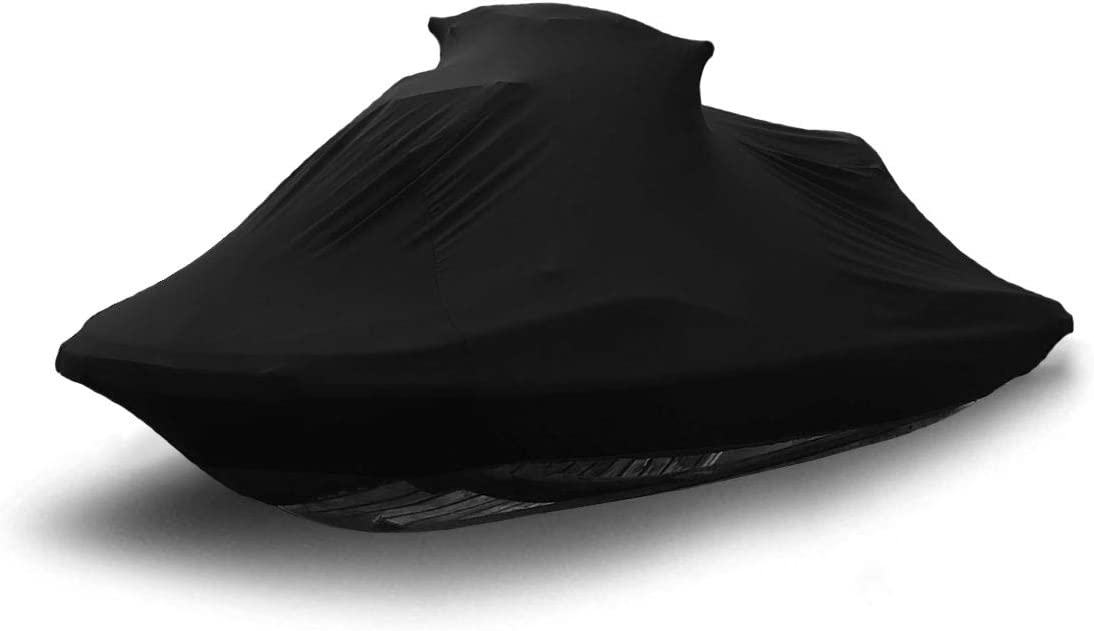 Blue//Black Color Sun and More Weatherproof Jet Ski Covers for SEA DOO Spark 2UP 2014-2019 Includes Trailer Straps and Storage Bag Protects from Rain All Weather UV Rays Trailerable