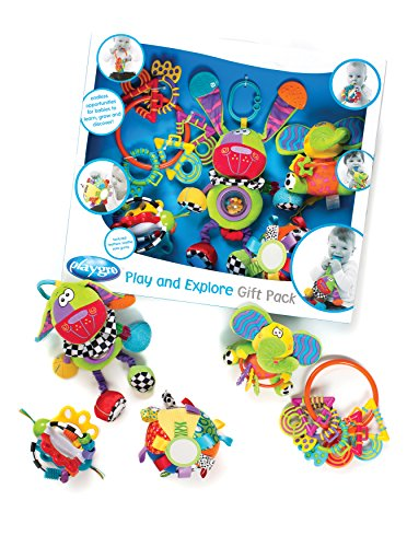 Playgro Play and Explore Gift Pack for Baby