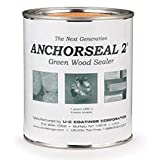 Anchorseal 2 Green Wood Sealer Gallon