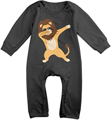 Mri-le1 Baby Boy Long Sleeve Jumpsuit Listening to My Song Toddler Jumpsuit
