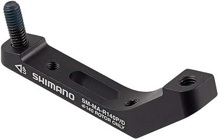 SHIMANO R140P//D DISC BRAKE ADAPTER REAR MOUNT