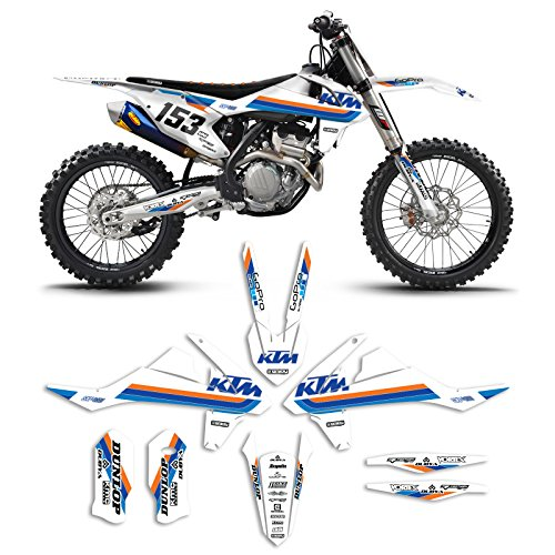 2016-2017 KTM SX-SXF 125-450 ICON Motocross Graphics Dirt Bike Graphic Decal (Graphic Dirt)