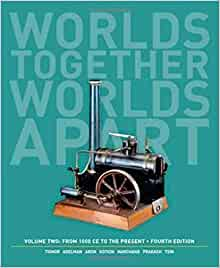 modern history and worlds apart A stellar group of historians paint a decidedly different modern world history, one  in which the rise of the west was not predetermined and where global.