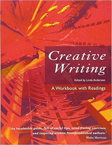 the handbook of creative writing