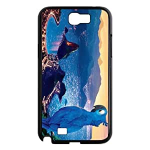 Samsung Galaxy N2 7100 Cell Phone Case Black Rio Phone Case For Girls Custom XPDSUNTR29887