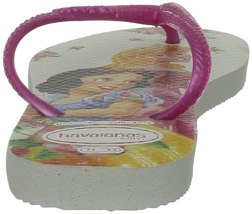 Ragazza Princess pink Multicolore Infradito Havaianas Kids Slim white xfqv0IpE