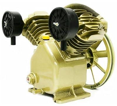 11.2 Cfm 120 Psi Twin Cylinder Air Compressor Pump