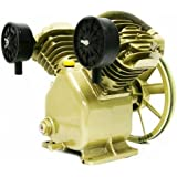 17.5 CFM 145 PSI TWIN CYLINDER AIR COMPRESSOR PUMP