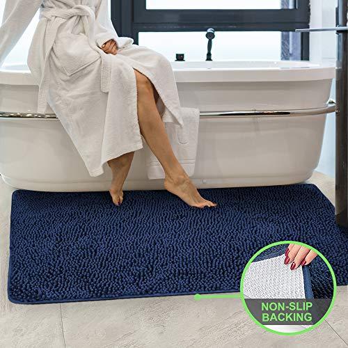 Oversized Bath Rugs - Secura Housewares Bathroom Rugs, Oversize 47