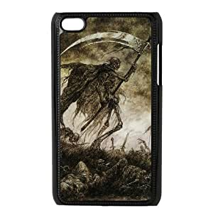 VNCASE Grim Reaper Phone Case For Ipod Touch 4 [Pattern-1]
