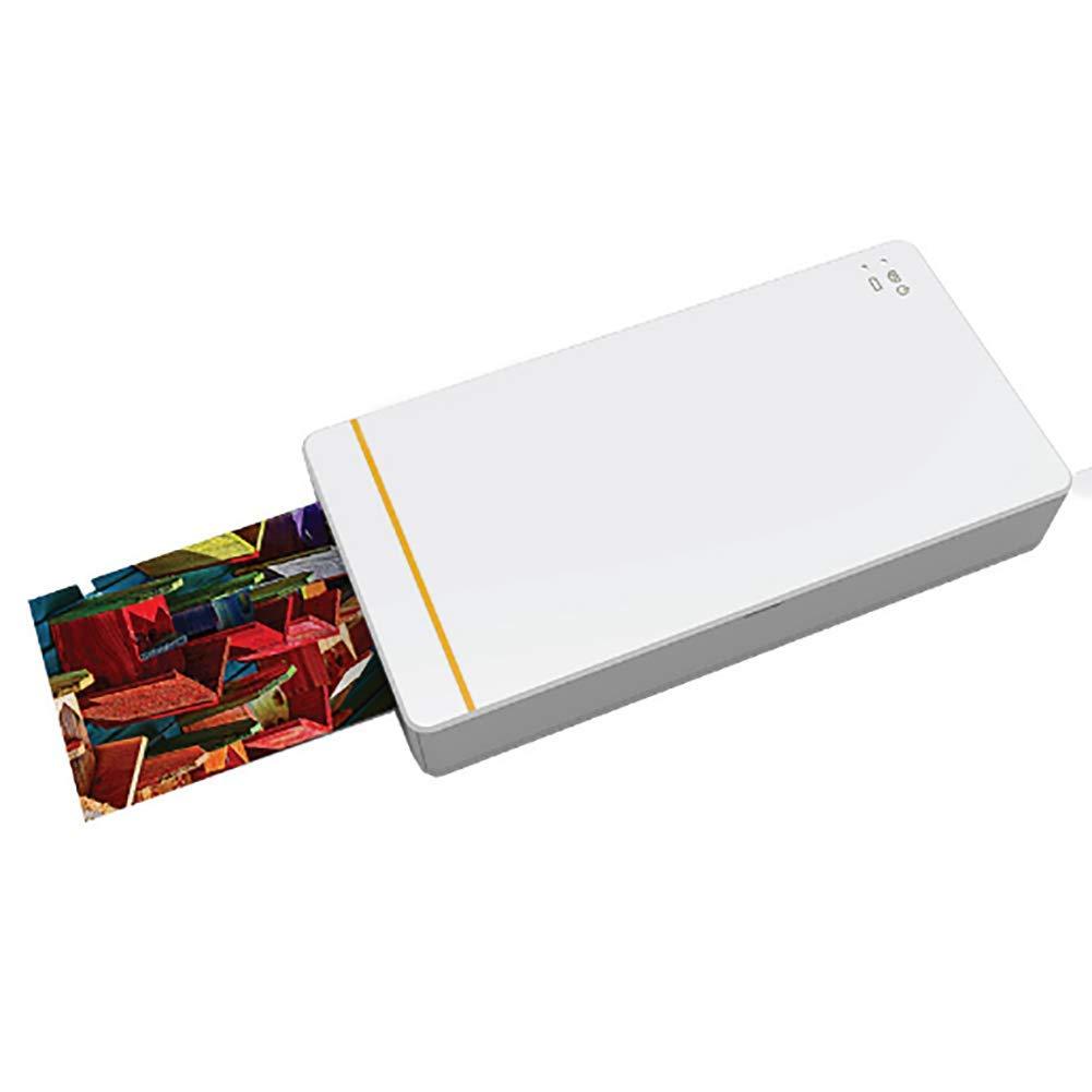 SFXYJ Impresora de Fotos para teléfonos móviles Mini ...