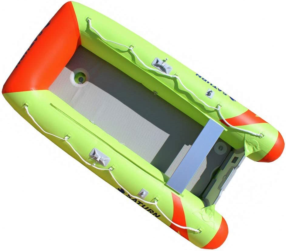 Amazon.com: Saturn 9.6 Boxy inflable barcos. Balsa ...