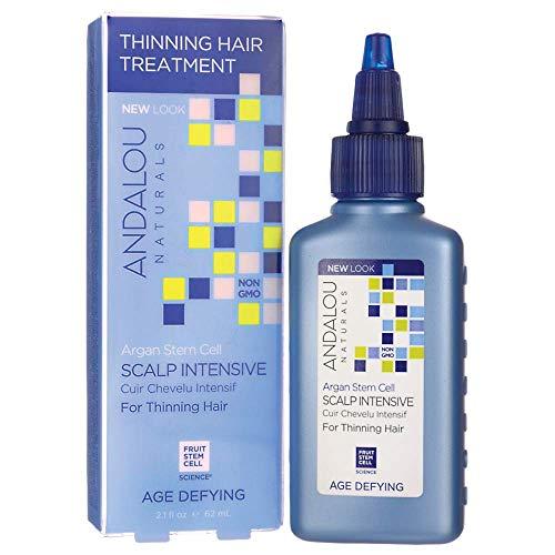 Andalou Naturals Argan Stem Cell Age Defying Scalp Intensive, 2.1 Ounce
