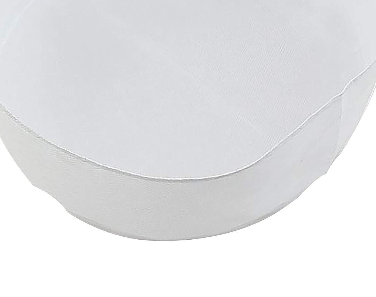 Turbante Araba Islamica Cappello Confortevole Indiano Bianco zhxinashu Musulmano di Ramadan Tondo Uomini cap