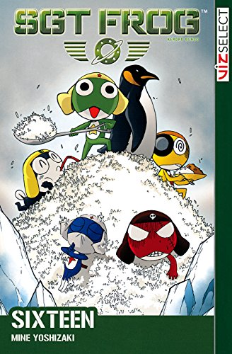 Sgt Frog Graphic Novel - Sgt. Frog, Vol. 16: Team Keroro - Pokopen Police