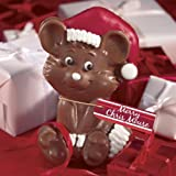 One Chris Mouse Chocolate Gift from The Swiss Colony