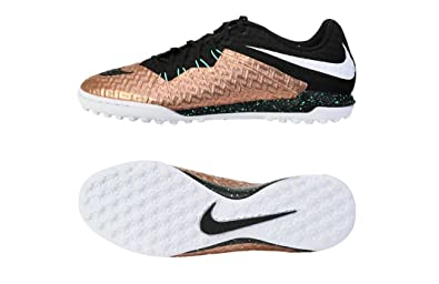 competitive price f3559 61feb Image Unavailable. Image not available for. Color  Nike Hypervenom Finale X  TF Men s 49888-903 Bronze Turf Soccer Cleats ...