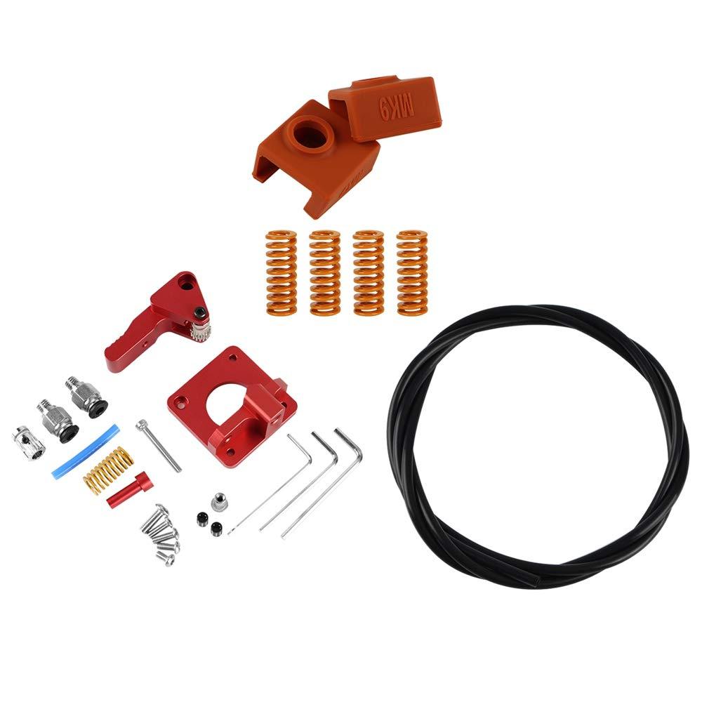 TOOGOO Accesorios para Impresoras 3D PTFE Kit de Extrusora de ...