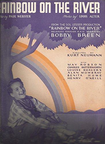 Mayfair Music (Sheet Music 1936 Rainbow On The River Bobby Breen 324)