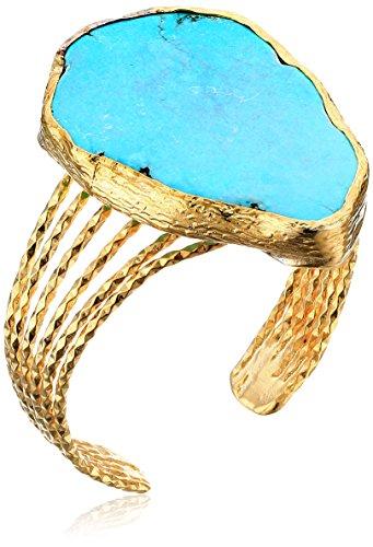 Panacea Turquoise Cuff Bracelet