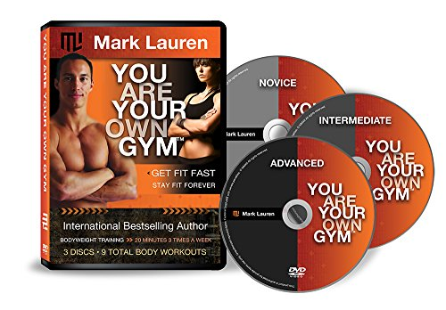 Mark Lauren Bodyweight Workout DVD You are Your Own Gym | Calisthenics Workout Fitness DVD Set (Best 20 Minute Home Workout)