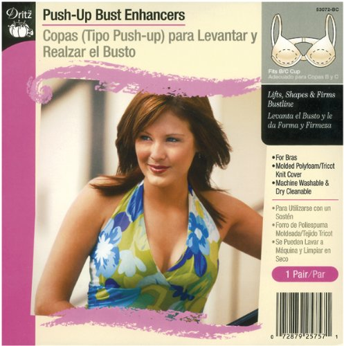 Brand New Push-Up Bust Enhancers-Fits A/B Cup Brand New